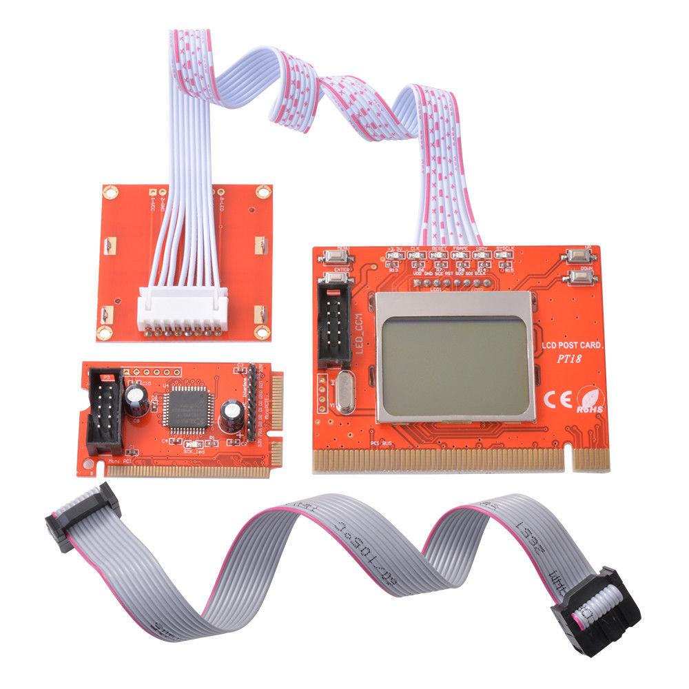دیباگر حرفه ای LCD