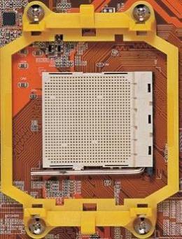 تعویض پایه فن AMD