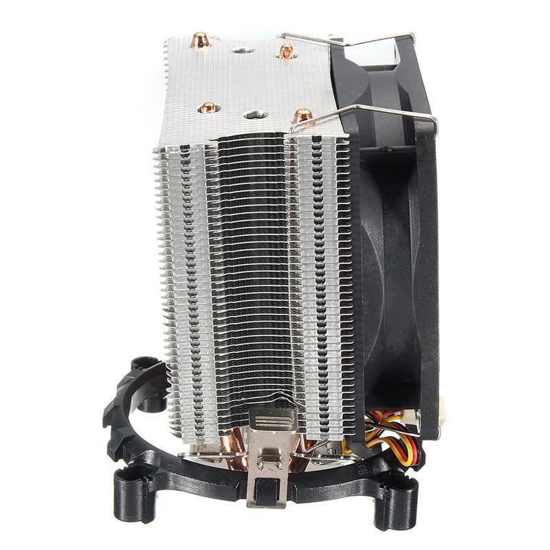 فن خنک کننده بادی برای AMD و INTEL 1155, 775