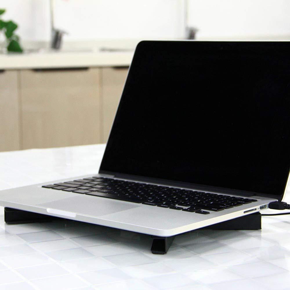 کول پد لپ تاپ تاشو لمونتک (فن خرچنگی)