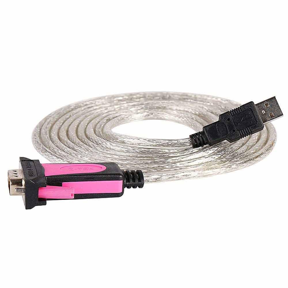کابل RS232 به USB