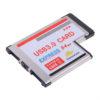 اکسپرس کارت USB 3.0 لپ تاپ