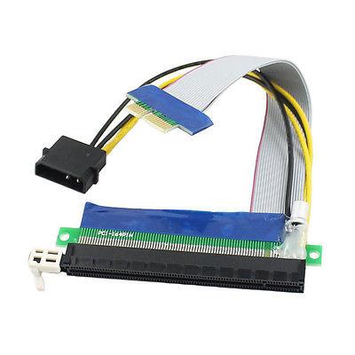 کابل تبدیل PCI-E به PCI