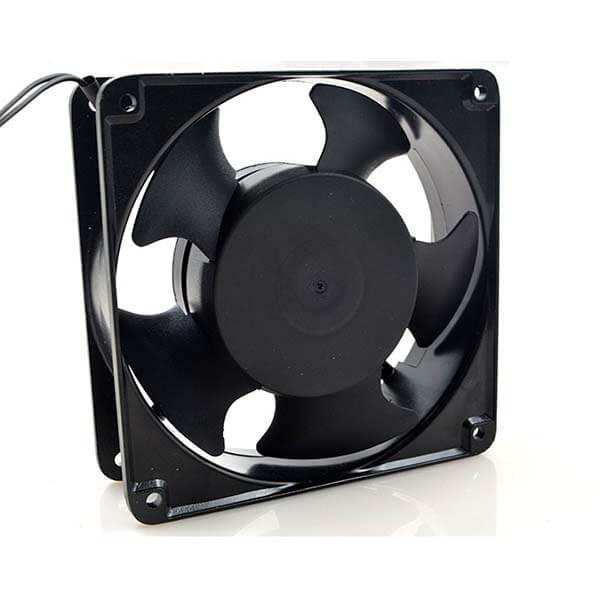 قیمت خرید فن رک سرور بلبرینگی 220 ولت سایز 12x12 مدل (SNUON)