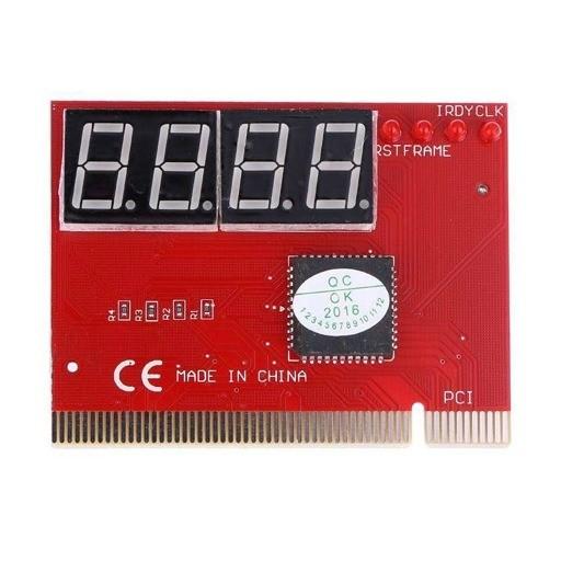 دیباگر و عیب یاب کامپیوتر 4 نمایشگر (PCI)