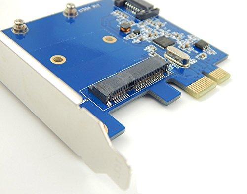 کارت تبدیل PCI-EXPRESS به SSD M2