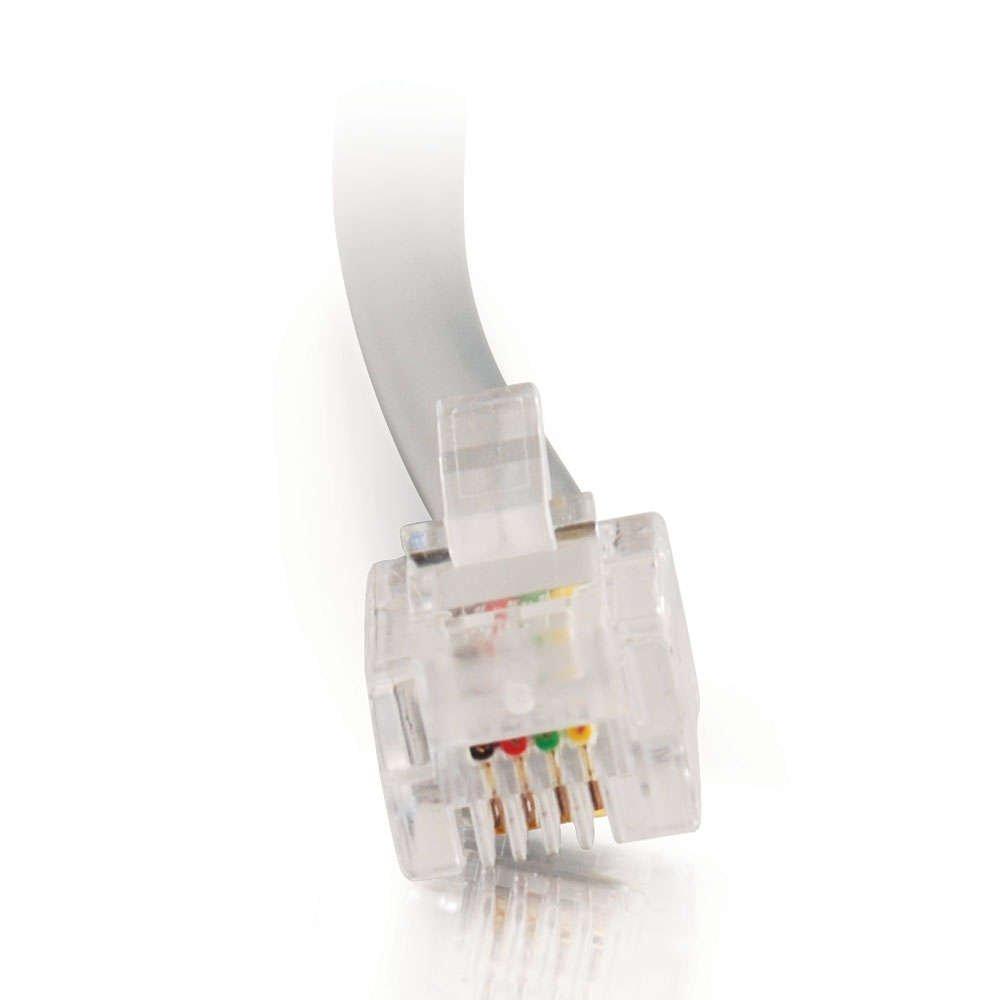 کابل تلفن از نوع RJ11