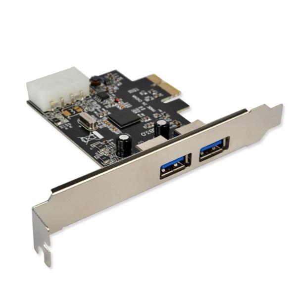 کارت پی سی آی اکسپرس USB 3.0