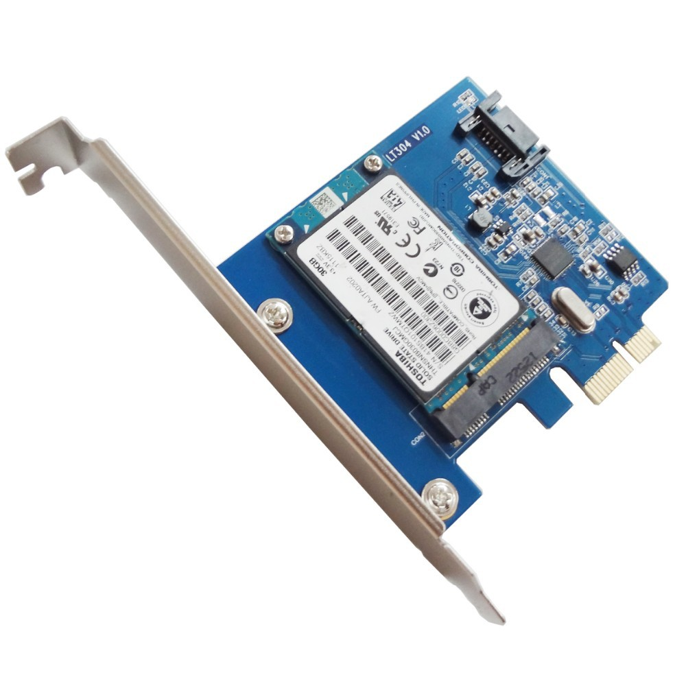 کارت PCI-EXPRESS MSATA