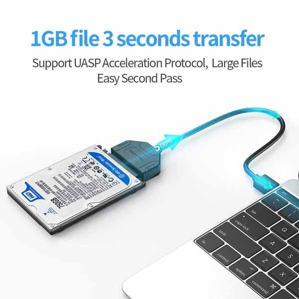خرید تبدیل SATA به USB 3.0