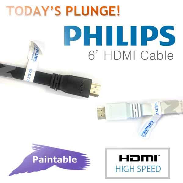 خرید کابل hdmi فیلیپس در نومینال