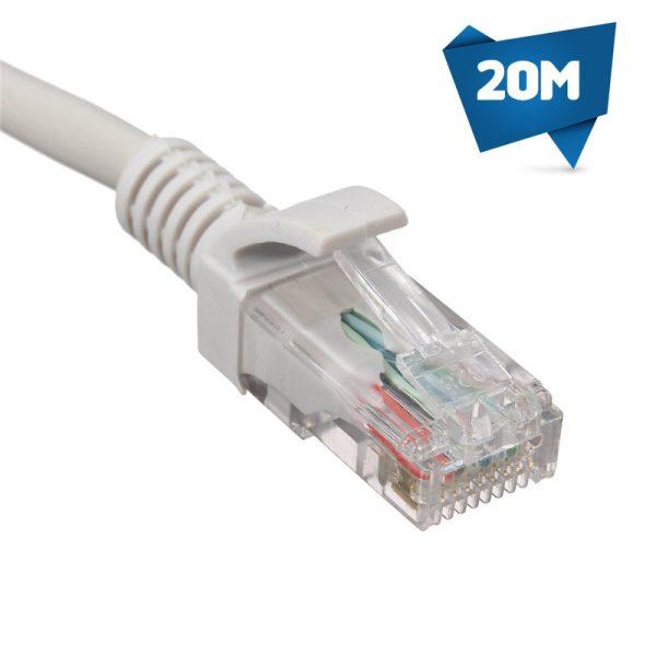 کابل شبکه 20 متری cat5