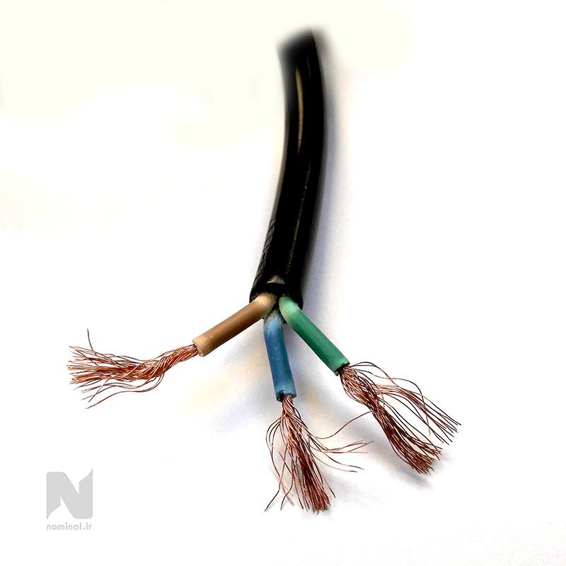کابل برق 3*1 پاور