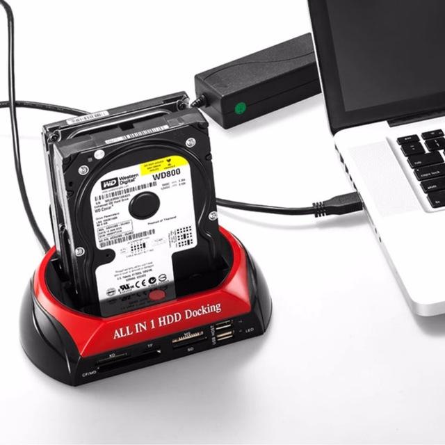 کاربرد باکس هارد USB 3.0