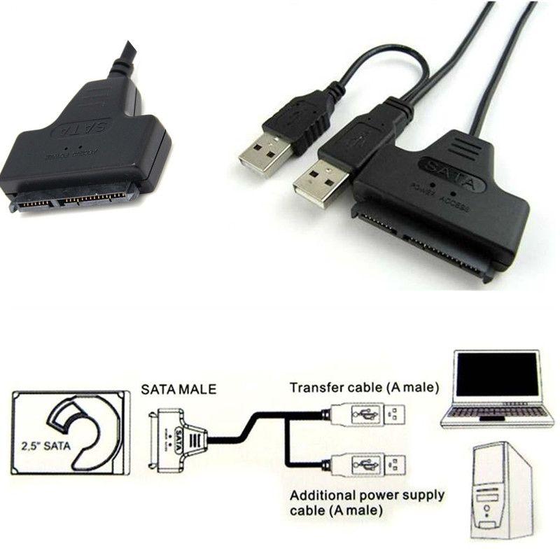 کابل ساتا به USB