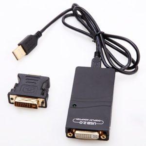 تبدیل USB به DVI
