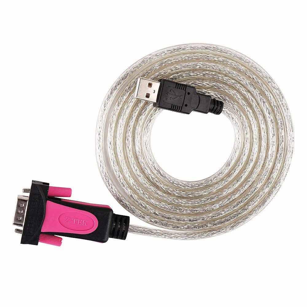 کابل سریال به USB