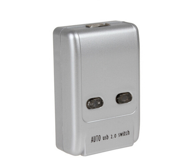 سوئیچ 2 پورت USB پرینتر اتوماتیک (LEMONTECH)