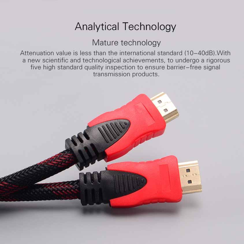 کابل HDMI کنفی 10 متری اسکار (10M)