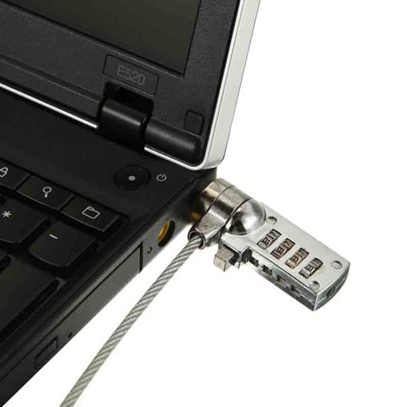 خرید قفل لپ تاپ, قفل ضد سرقت لپ تاپ