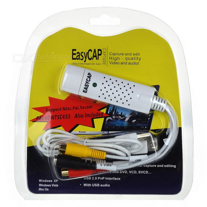 کارت کپچر USB اکسترنال اصلی (Easy CAPture)