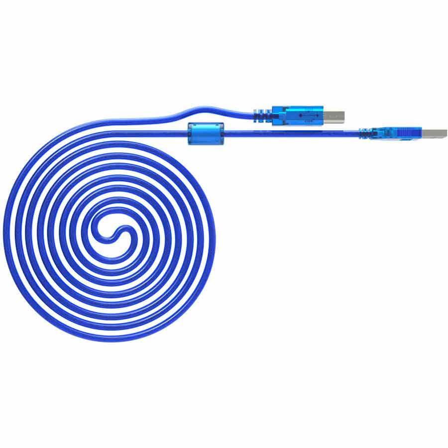 کابل پرینتر 5 متری شیلدار (USB PRINTER 5M)