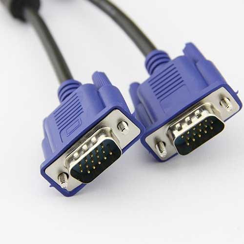 کابل VGA معمولی (MONITOR CABLE 1.5M)