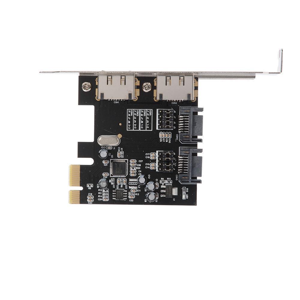 کارت SATA و eSATA اسلات PCI EXPRESS ء (SATA III)