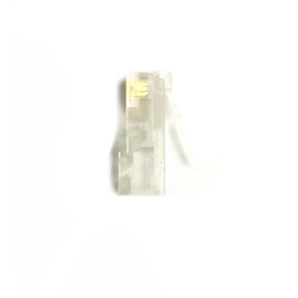 قیمت خرید سوکت شبکه CAT5 لمونتک (کانکتور CAT5 برند Lemontech)