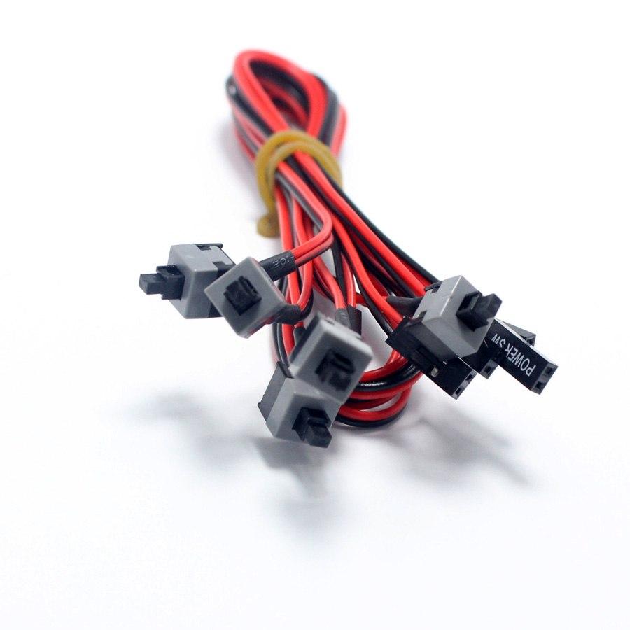 کلید پاور کامپیوتر (دکمه ریست پاور کیس)