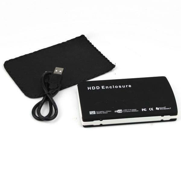 باکس هارد 2.5 اینچ USB 2.0 سامسونگ (SATA)