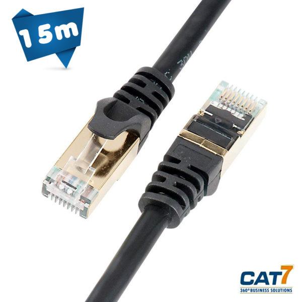 کابل شبکه 15 متری cat7