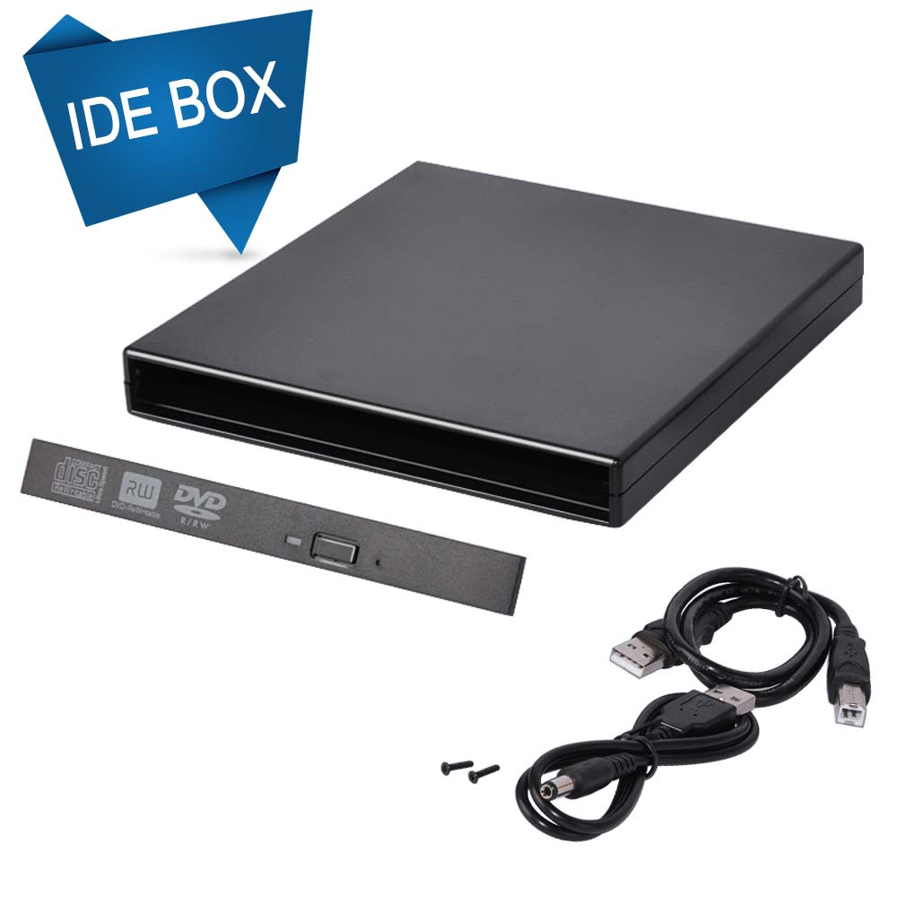 IDE باکس دی وی دی رایتر لپ تاپ