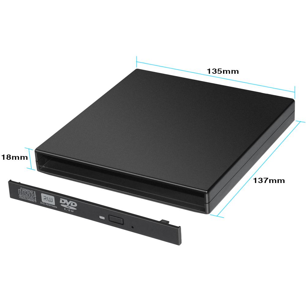 باکس IDE برای DVD-RW لپ تاپ