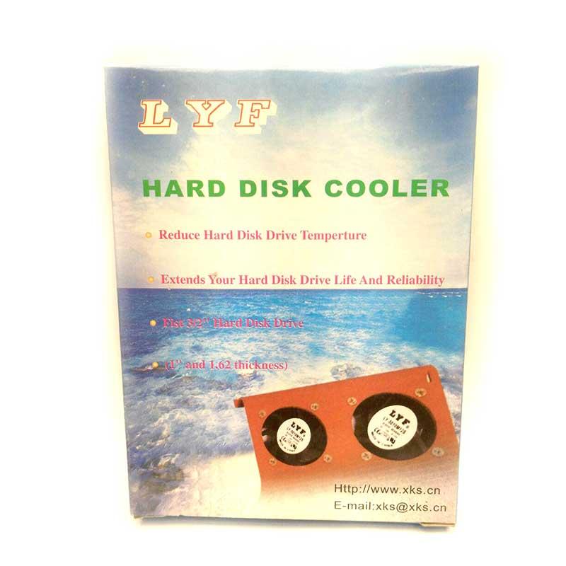 فن خنک کننده هارد کامپیوتر