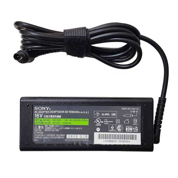 Sony-LAPTOP-ADAPTER-16V-4A