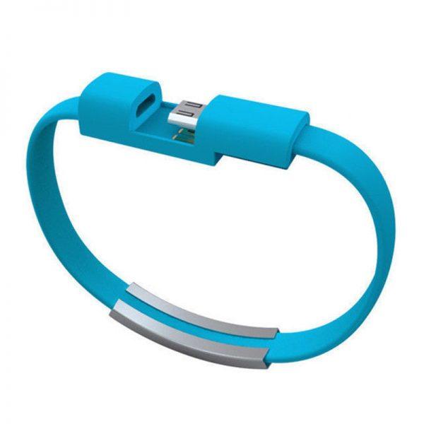 کابل میکرو USB کوتاه برای پاور بانک (OSCAR)