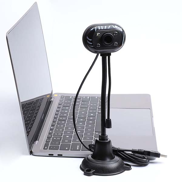 دوربین کامپیوتر (وب کم) متحرک لمو