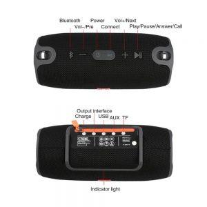 اسپیکر جی بی ال مدل JBL Xtreme