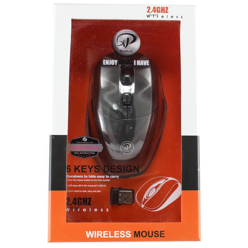 xp product XP-MU815 wireless mouse