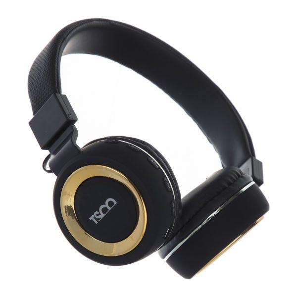 هدفون بی سیم تسکو مدل TH 5340 Tsco TH 5340 Wireless Headphones
