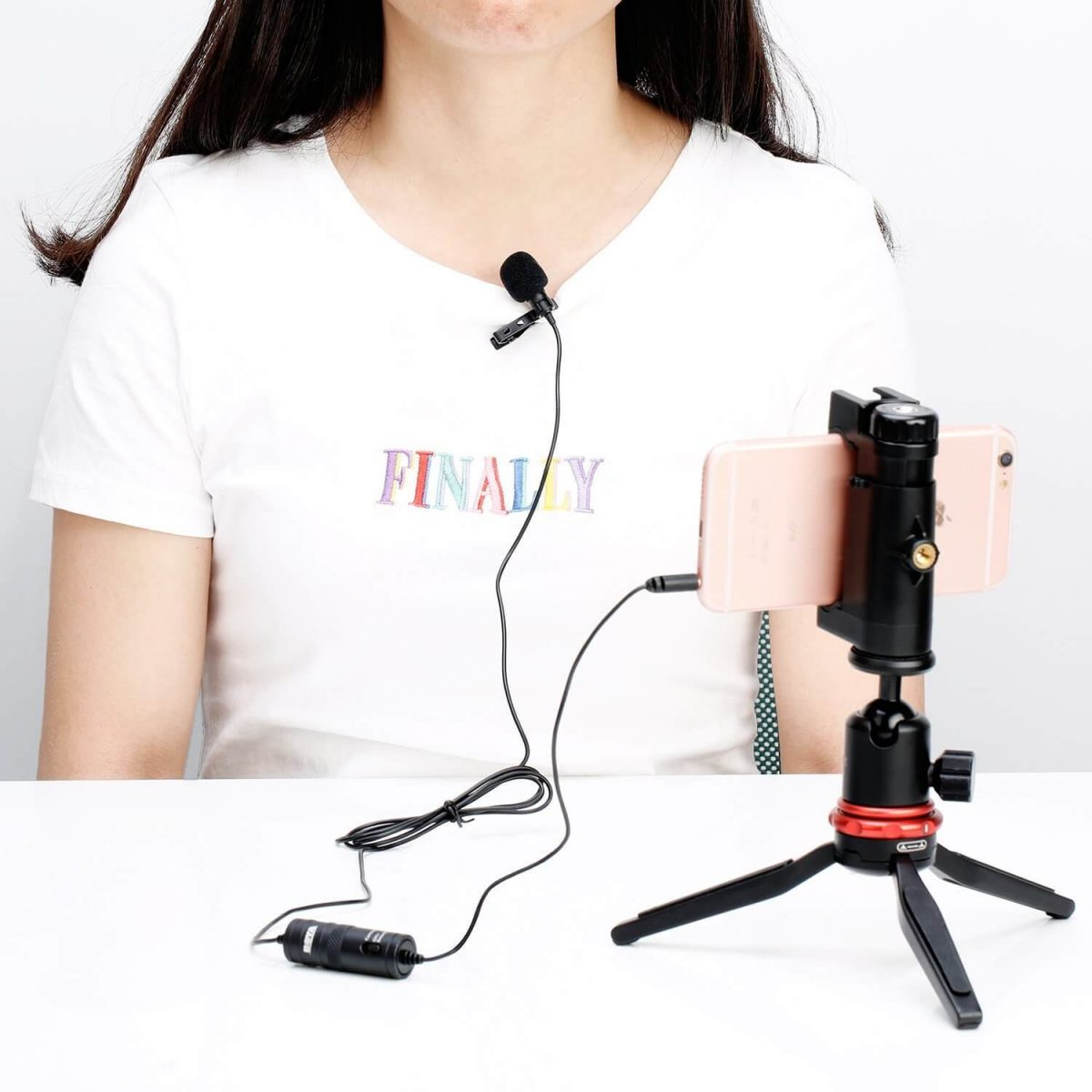 میکروفون حرفه ای BOYA مدل BY-M1 (بویا)