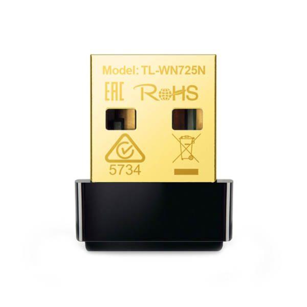 کارت شبکه بیسیم 150Mbps تی پی-لینک مدل TL-WN725N_V3