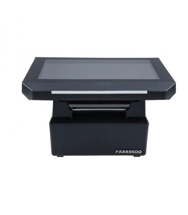 صندوق فروشگاهی با POS لمسی به همراه بارکد خوان فراسو FPS-1010