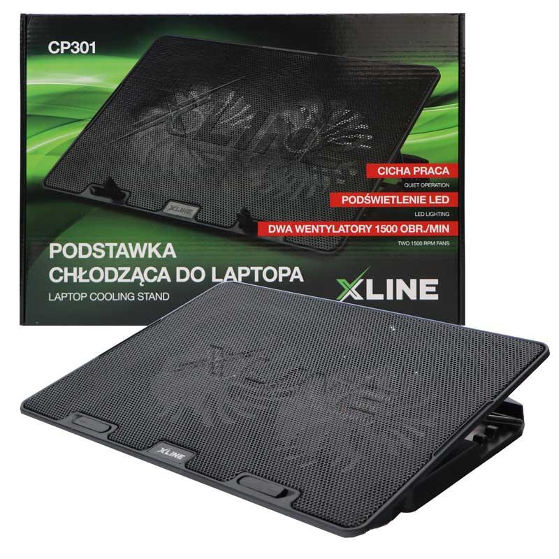 کول پد لپ تاپ Xline CP301