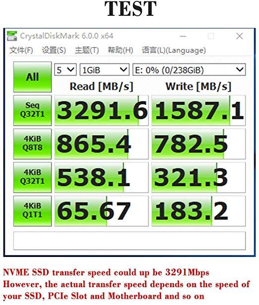 کارت مبدل M.2 به PCI EXPRESS