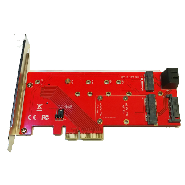 pcie to m2