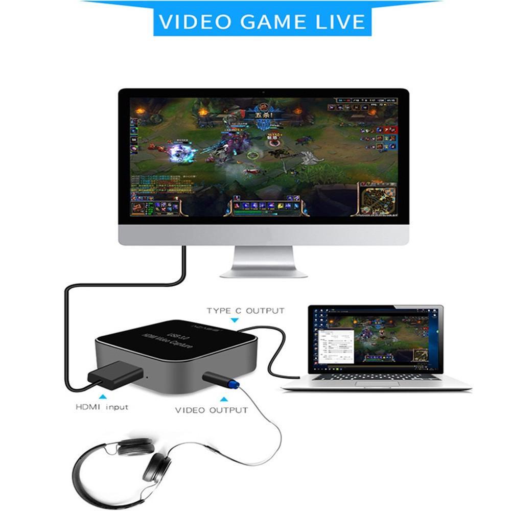 قیمت خرید کارت کپچر اکسترنال HDMI 4K آکاسیس