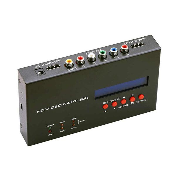 قيمت خريد کارت کپچر اکسترنال HDMI مدل Ezcap 283S