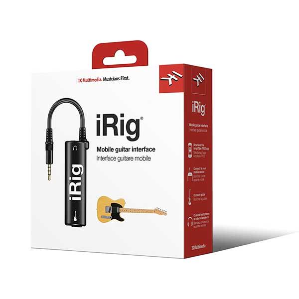 قیمت خرید رابط گیتار به آیفون مدل iRig